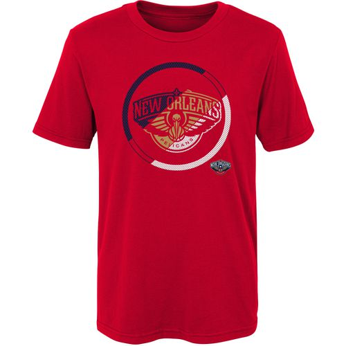 NBA Boys' New Orleans Pelicans Double Slice T-shirt