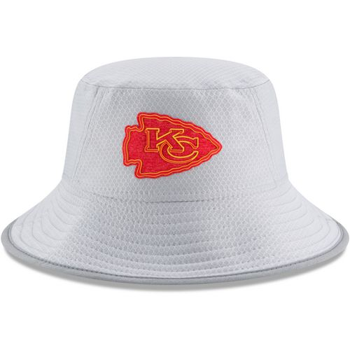 New Era Men's Kansas City Chiefs Onfield Bucket Hat