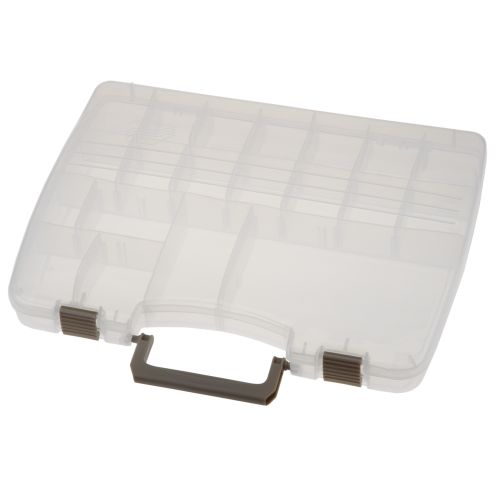 Display product reviews for Plano® Connectable Satchel™ Stowaway® Tackle Box