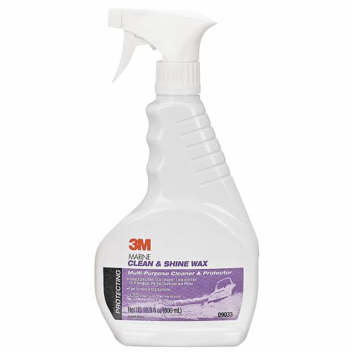 Display product reviews for 3M Marine Clean and Shine Wax