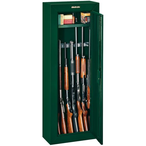 Stack-On 8-Gun Steel Security Cabinet