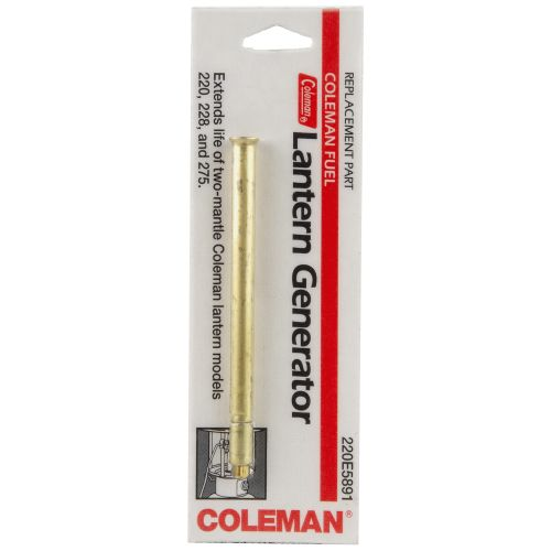Display product reviews for Coleman® Lantern Double Life Generator