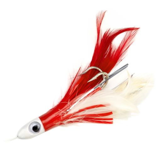 BOONE 6 in Feather Trolling Jigs 2-Pack - view number 1