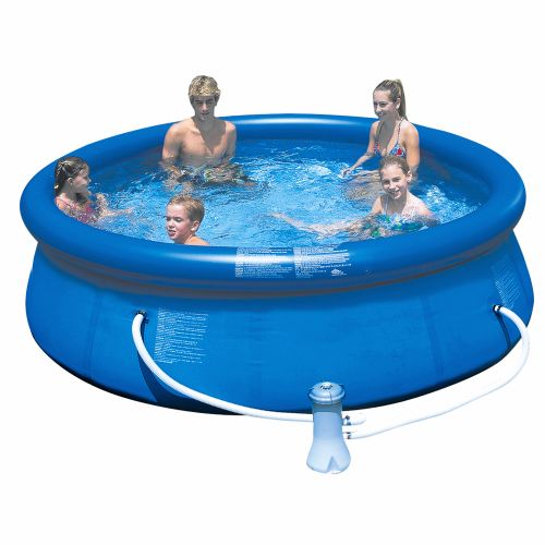 "INTEX® Easy Set® 10' x 30"" Round Pool Set"