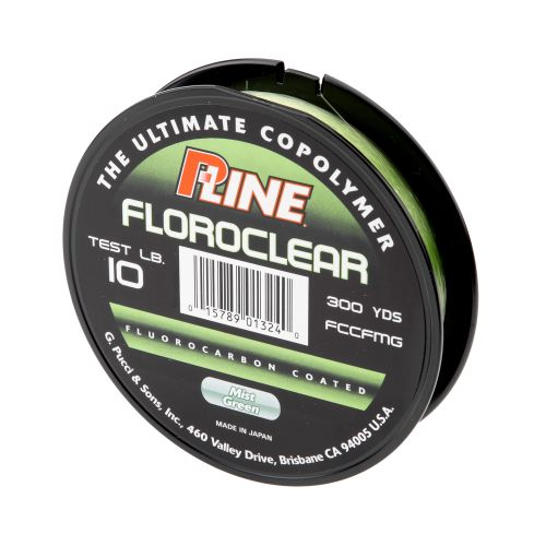 Display product reviews for P-Line® Floroclear 10 lb. - 300 yards Fluorocarbon Fishing Line