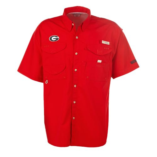 Columbia Sportswear Men's Collegiate Bonehead™ University of Georgia Shirt