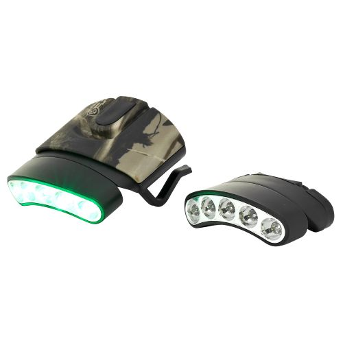Cyclops Tilt LED Hat Clip Light