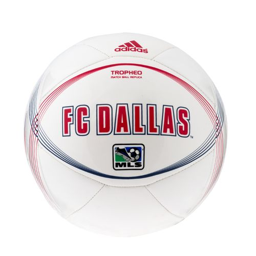 Image for adidas FC Dallas 2012 Tropheo Soccer Ball from Academy