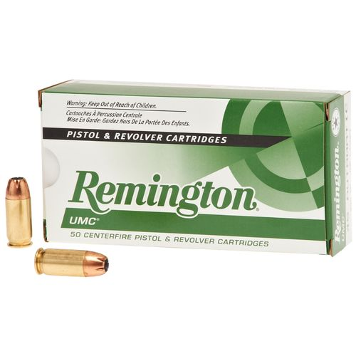 Remington UMC® .45 Automatic 230-Grain Centerfire Handgun Ammunition