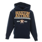 Stitches Boys' Houston Astros Graphic Fleece Hoodie