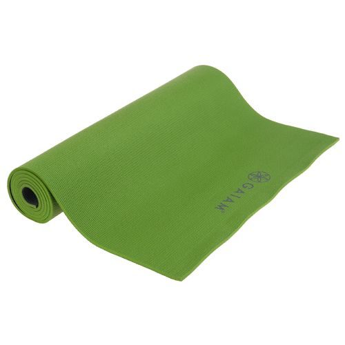 Gaiam Honeydew Premium 2-Color Yoga Mat