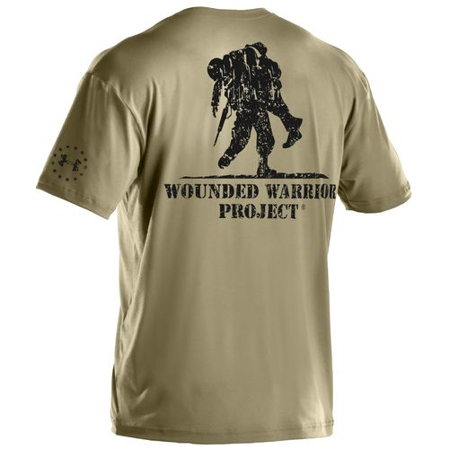 Under armour wounded warrior project