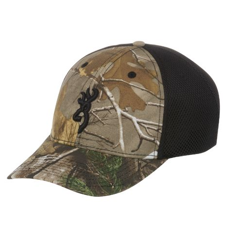 Browning Adults' Breeze Meshback Cap