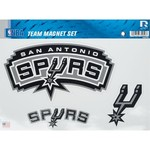 NBA San Antonio Spurs Magnets Set