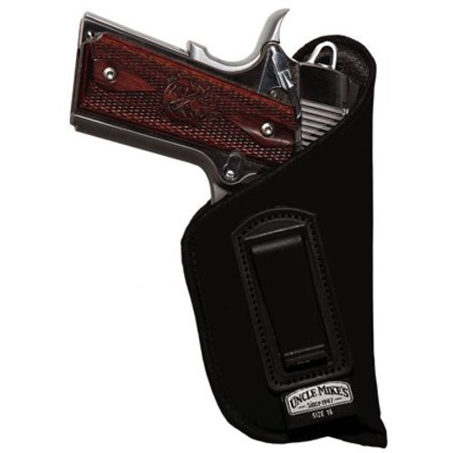 Uncle Mike's Inside-the-Pant Size 16 Holster Left-Handed