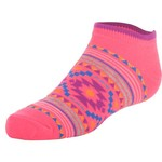 BCG™ Women's Aztec Assorted Pattern Ankle Socks 6-Pack