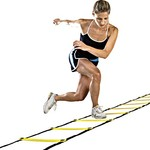 SKLZ Quick Ladder 15' Flat-Rung Agility Ladder - view number 3