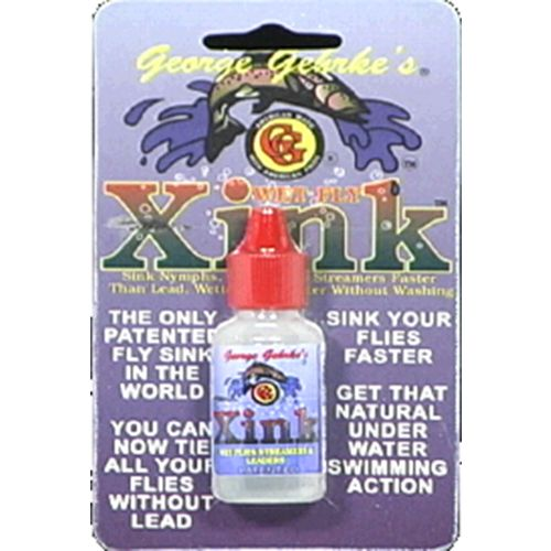 George Gehrke's Xink Wet Fly Dressing