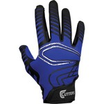 Cutters Boys' Rev Football Receiver Gloves