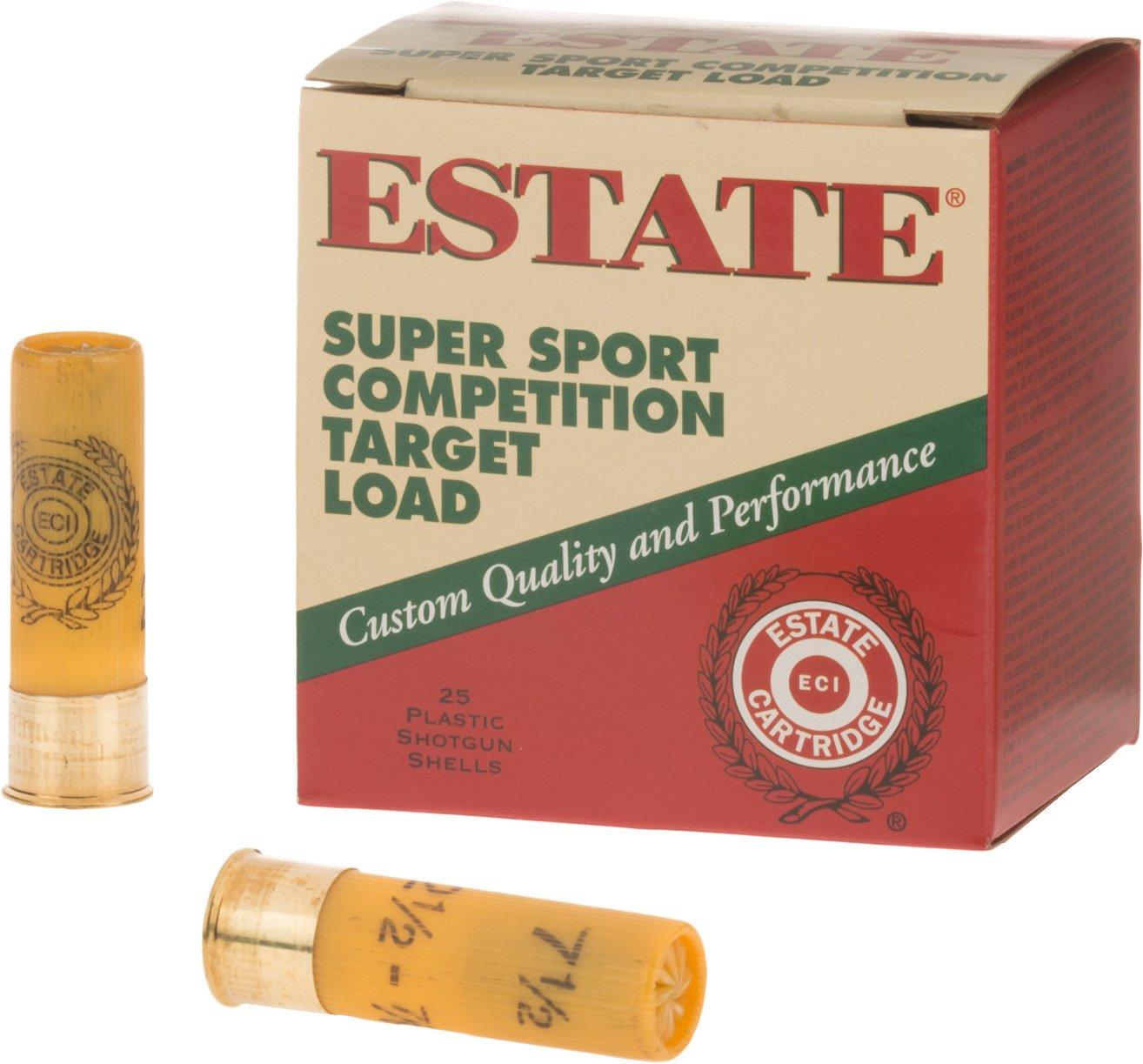Display product reviews for Estate Cartridge Super Sport Competition Target Load 20 Gauge Shotshells