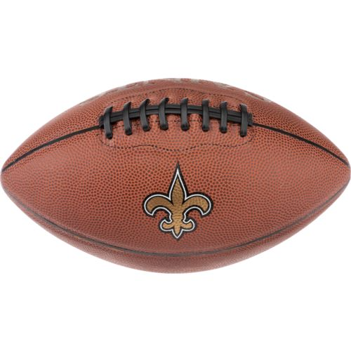 NFL New Orleans Saints RZ-3 Pee-Wee Football - view number 1