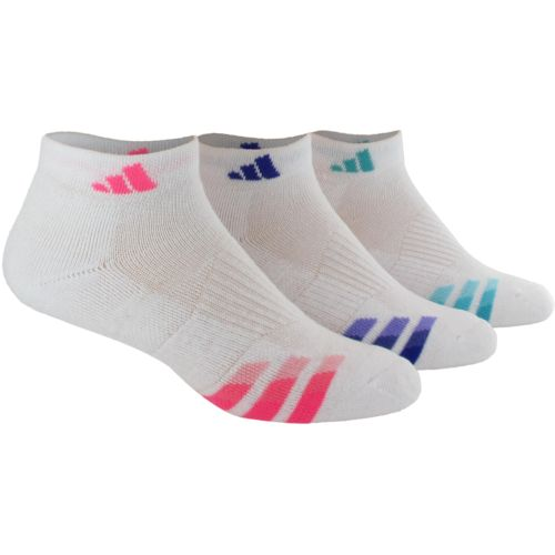 adidas Women's Cushioned Variegated Quarter Socks