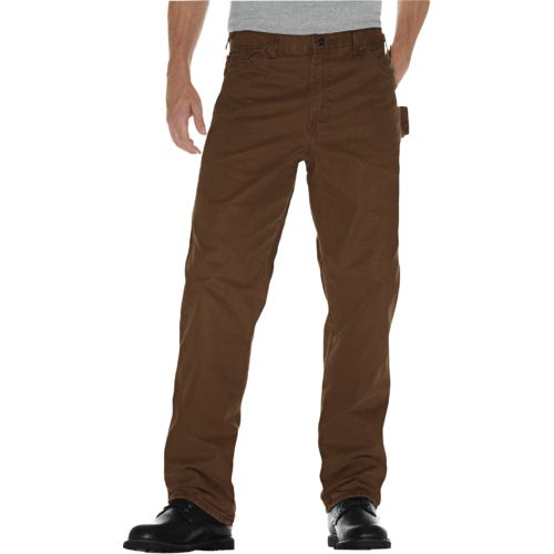 Display product reviews for Dickies Men's Relaxed Fit Sanded Duck Carpenter Jean
