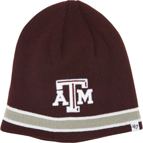 '47 Men's Texas A&M University Super Pipe Beanie