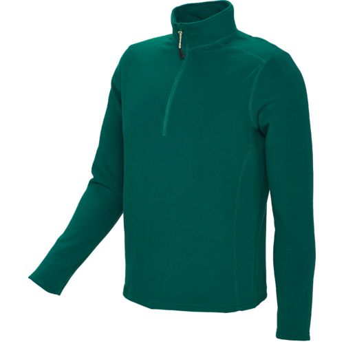 Magellan Outdoors  Men s 1/4 Zip Microfleece Pullover