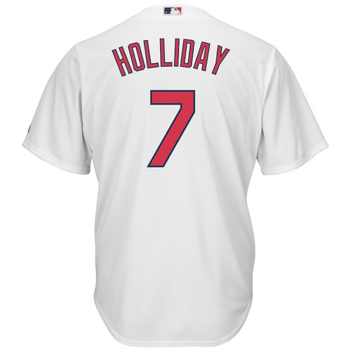 Majestic Men's St. Louis Cardinals Matt Holliday #7 Replica Jersey