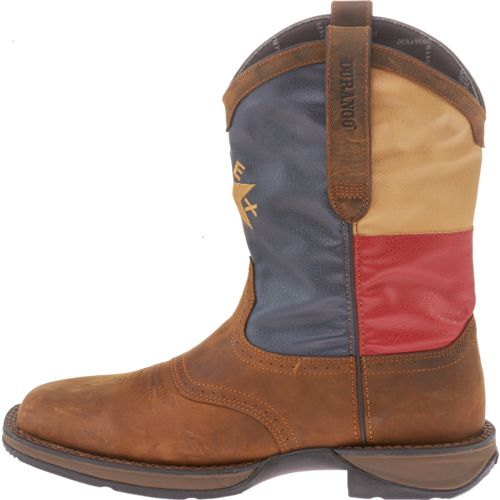 Display product reviews for Durango Men's Rebel Texas Boots
