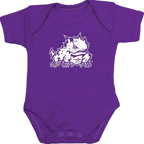Viatran Infants' Texas Christian University Flight Creeper