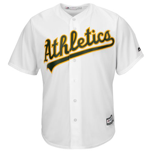 Majestic Men's Oakland Athletics Cool Base® Replica Jersey - view number 1