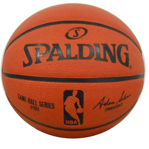 Spalding NBA Replica Game Ball Mini-Size Youth Basketball