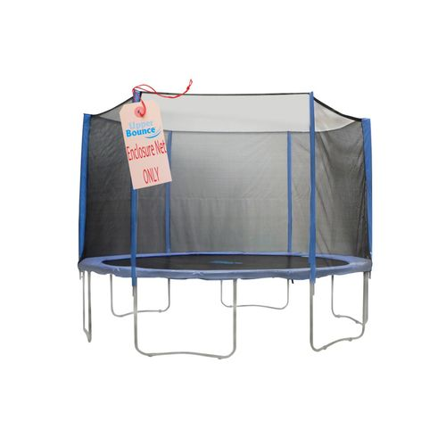 Upper Bounce® 7.5' Replacement Enclosure Net for 6-Pole