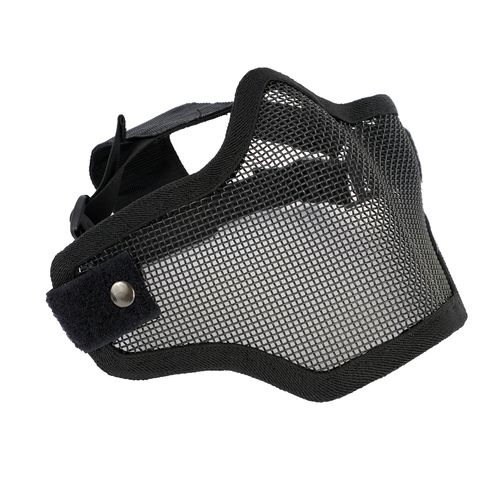 Swiss Arms Wire Mesh Mask with Tactical Goggles - view number 3