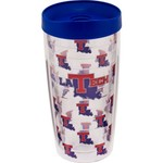 Signature Tumblers Louisiana Tech University Traveler 16 oz. Thermal Insulated Tumbler with Lid