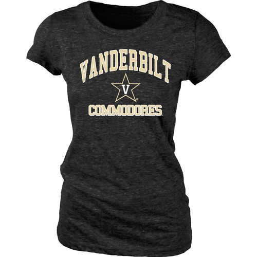 Blue 84 Juniors' Vanderbilt University Triblend T-shirt