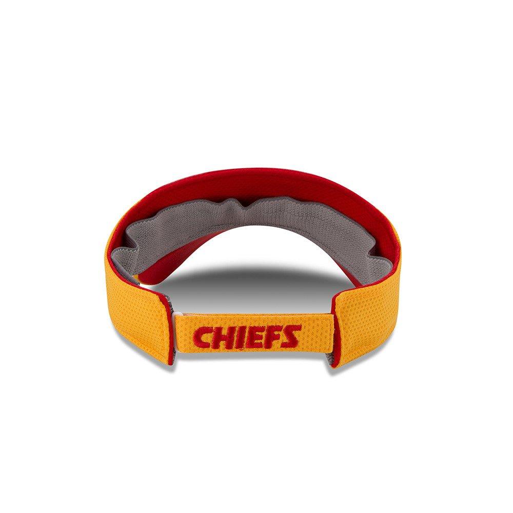 New Era Men's Kansas City Chiefs 2015 Reverse Training Camp Visor ...
