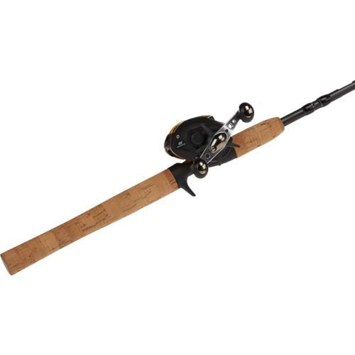 "Display product reviews for Zebco Pro Staff 6'6"" MH Freshwater Rod and Reel Combo"
