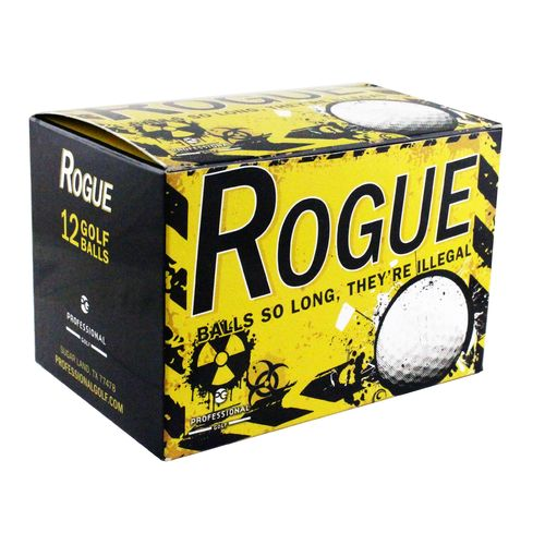 Display product reviews for PG Professional Golf Rogue Golf Balls 12-Pack