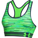 Under Armour® Women's HeatGear® Alpha Printed Sports Bra