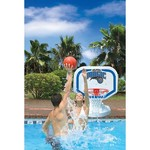 Poolmaster® Orlando Magic Competition Style Poolside Basketball Game - view number 2