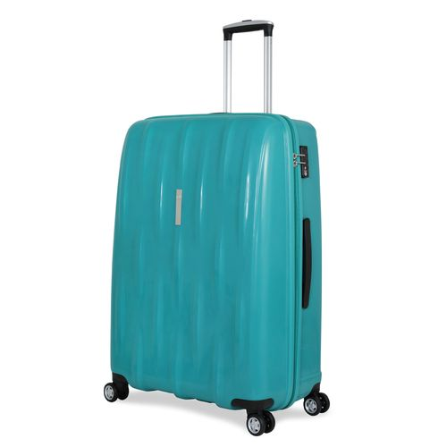 "SwissGear 28"" Upright Hard-Sided Spinner Suitcase"