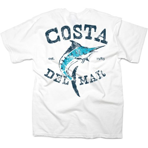 Costa Del Mar Men's Vintage T-shirt