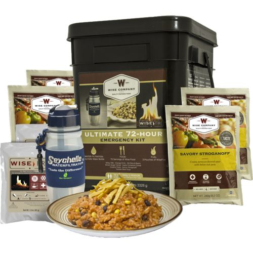 Wise Company Ultimate 72-Hour Kit
