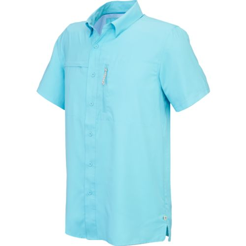 Moisture wicking outdoor shirt academy for Moisture wicking fishing shirts
