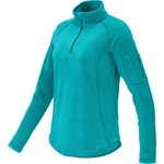 BCG™ Women's Active Lifestyle Chevron 1/4 Zip Microfleece Pullover
