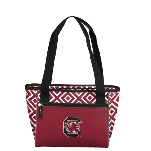 Logo™ University of South Carolina Double Diamond 16-Can Cooler Tote