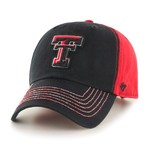 '47 Adults' Texas Tech University Slot Back '47 Clean Up Cap